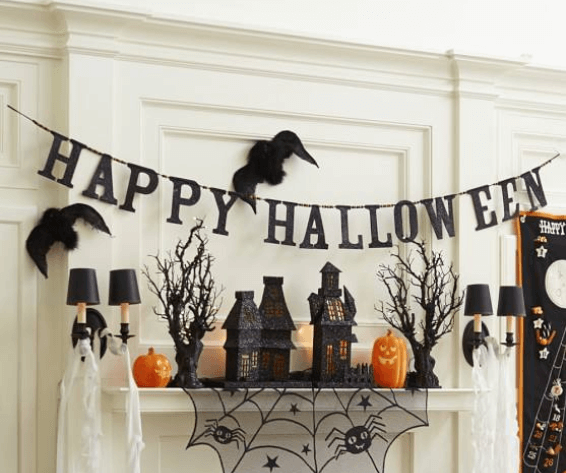 Home Decorating Ideas For Halloween: Furniture Finds: 10 Creepy Yet Chic Halloween Decor Items