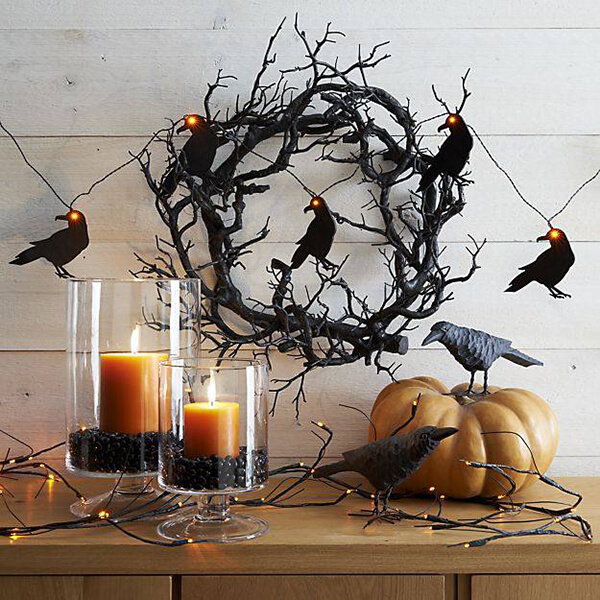 Furniture Finds 10 Creepy Yet Chic Halloween Decor Items